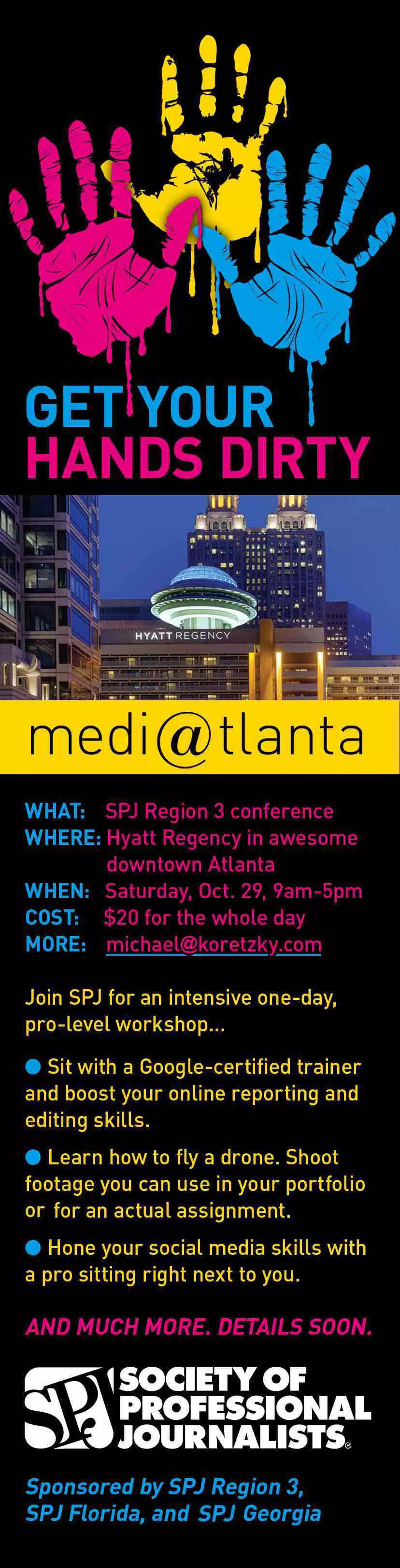 2016 Region 3 conference in Atlanta