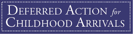 DACA Deferred Action for Childhood Arrivals logo