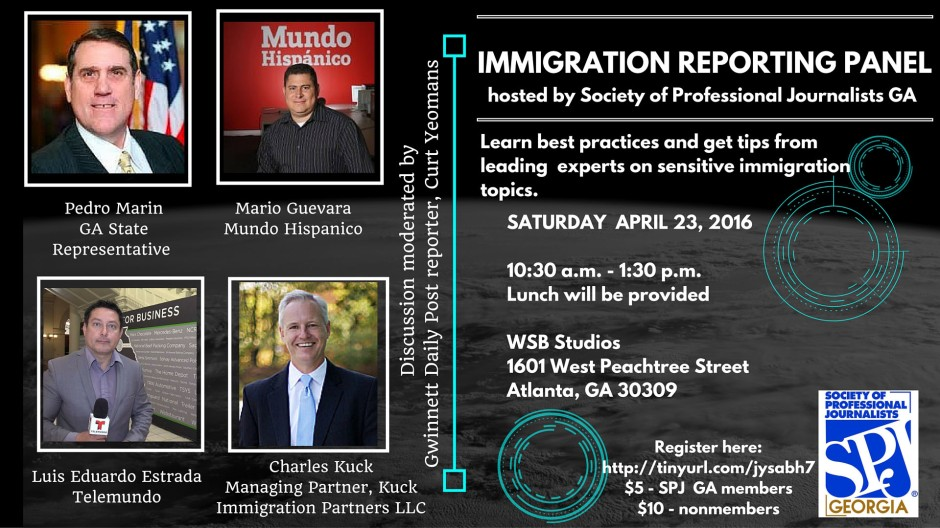 SPJ GA Immigration Panel April 2016 (2)