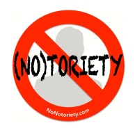 No Notoriety logo