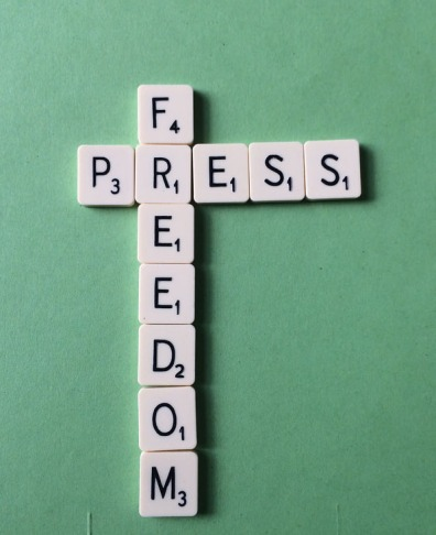 Freedom of press art