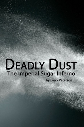 Deadly Dust book cover