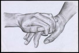 Reassuring hands