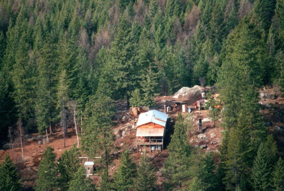 Ruby Ridge photo