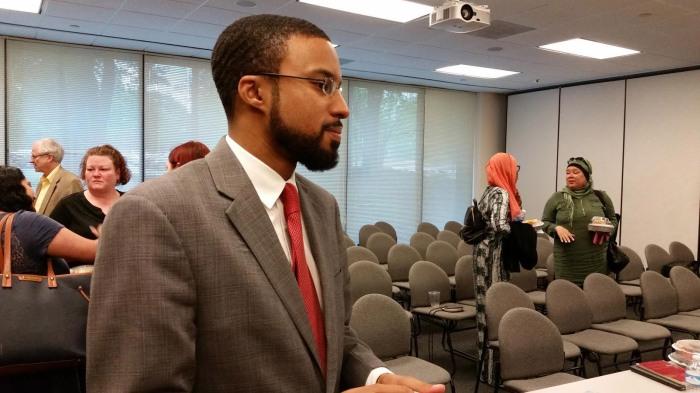 Pam Dorsett Muslim event 2