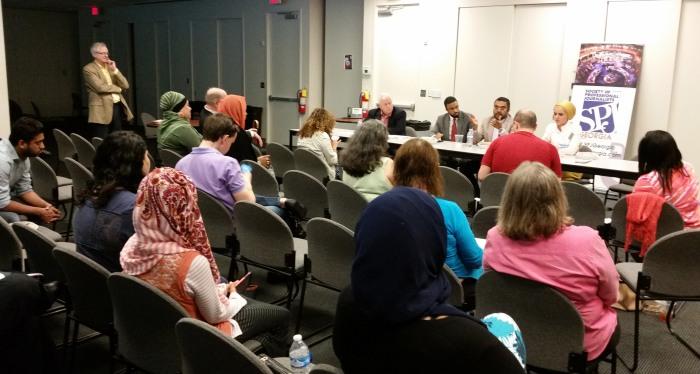 Pam Dorsett Muslim event 3