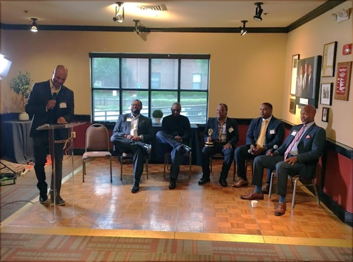 NABJ Black Men event photo 1