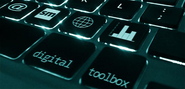 Digital toolbox art