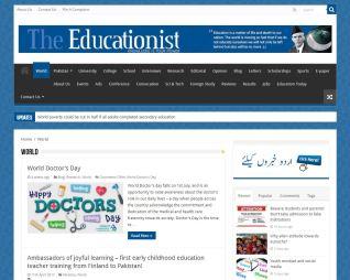 Educationist capture