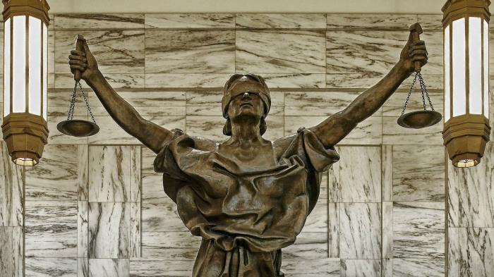 Legal system art