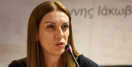 Dr. Katharine Sarikakis