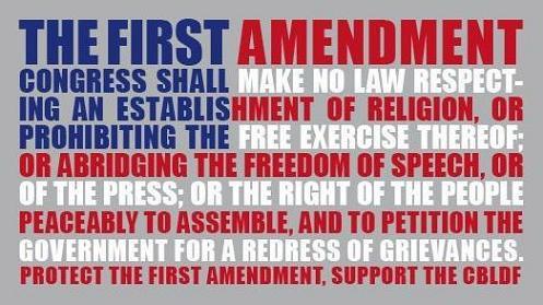 First Amendment art 2