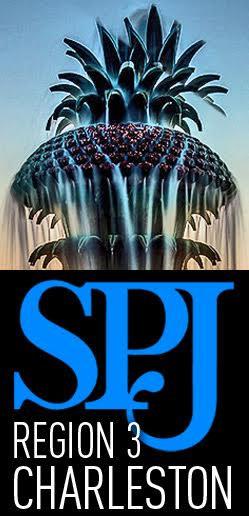 SPJ Region 3 2018 logo