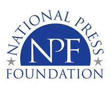 National Press Foundation Logo