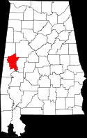 Green County Alabama