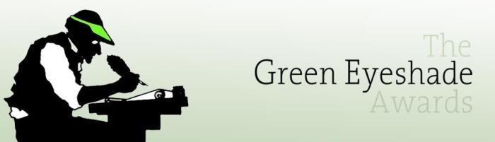 Green Eye Shade logo horizontal