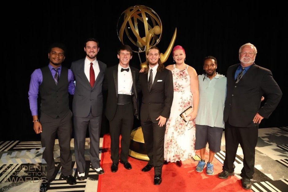 Georgia Southern student EMMys