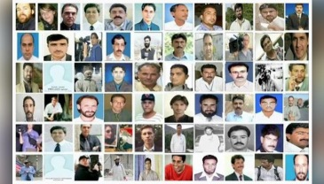 Pakistan journalists killed art