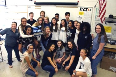 SPJ Florida high school grant winner 2018