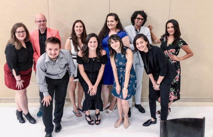 2018 - 2019 SPJ Florida board of directors