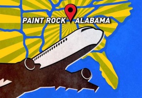 Paint Rock and airplane art copy