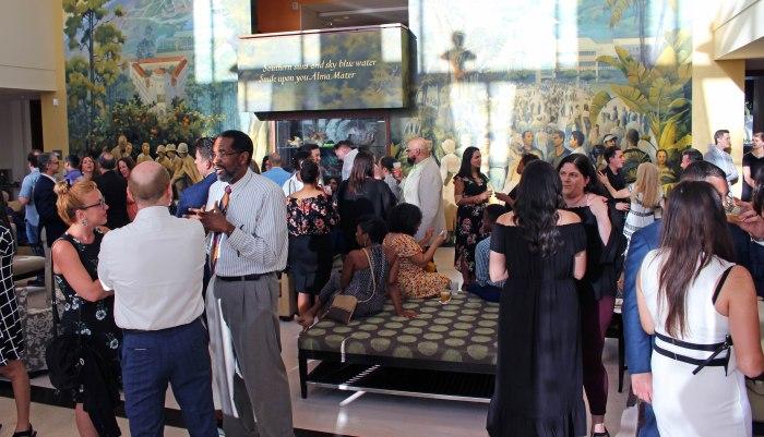 Sunshine State Award reception photo