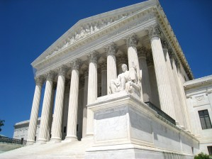 U.S. Supreme Court building