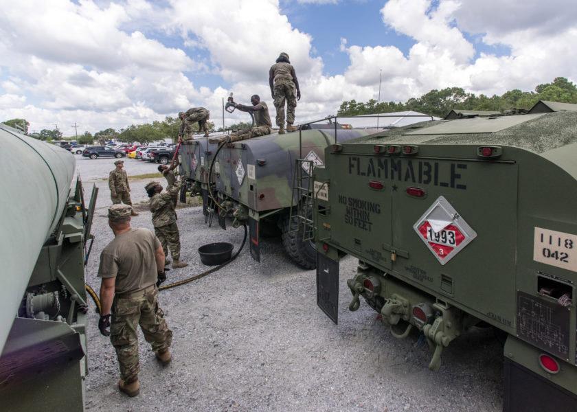 Military mobiles